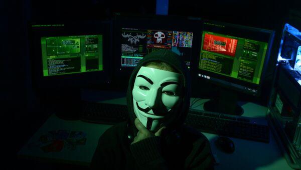 Хакеры. Архивное фото