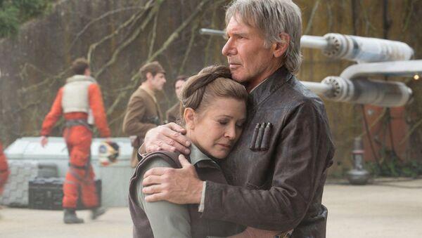 Кадр из фильма Звёздные войны: Пробуждение силы