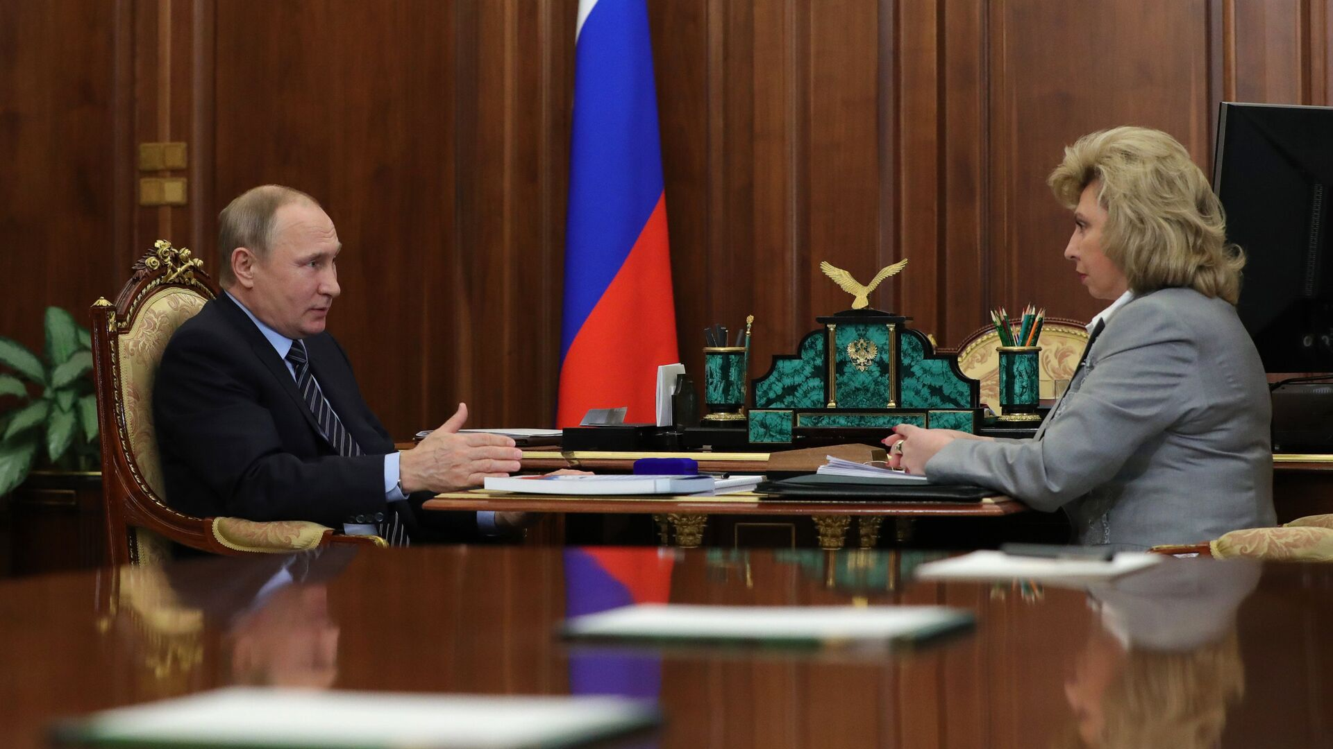 Москалькова рассказала об итогах работы за пять лет