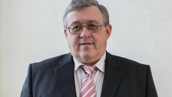 Генеральный директор Швабе Алексей Патрикеев. Архивное фото