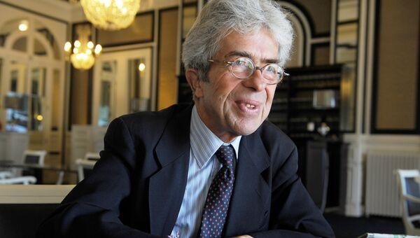 Французский судья и писатель Жан-Мишель Ламбер. Архивное фото