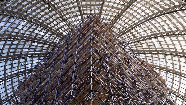 В Москве покажут работы в жанре архитектурной фотографии