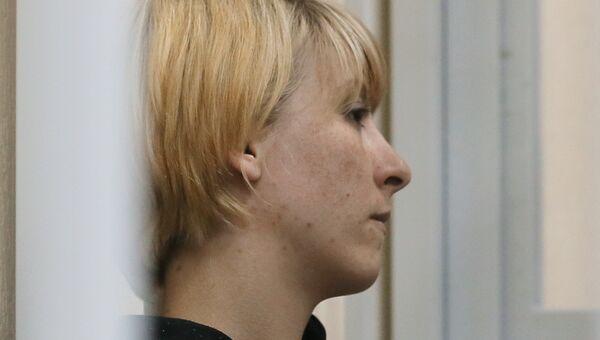 Ольга Алисова. Архивное фото