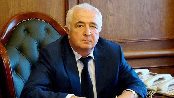 Ибрагим Казибеков. Архивное фото