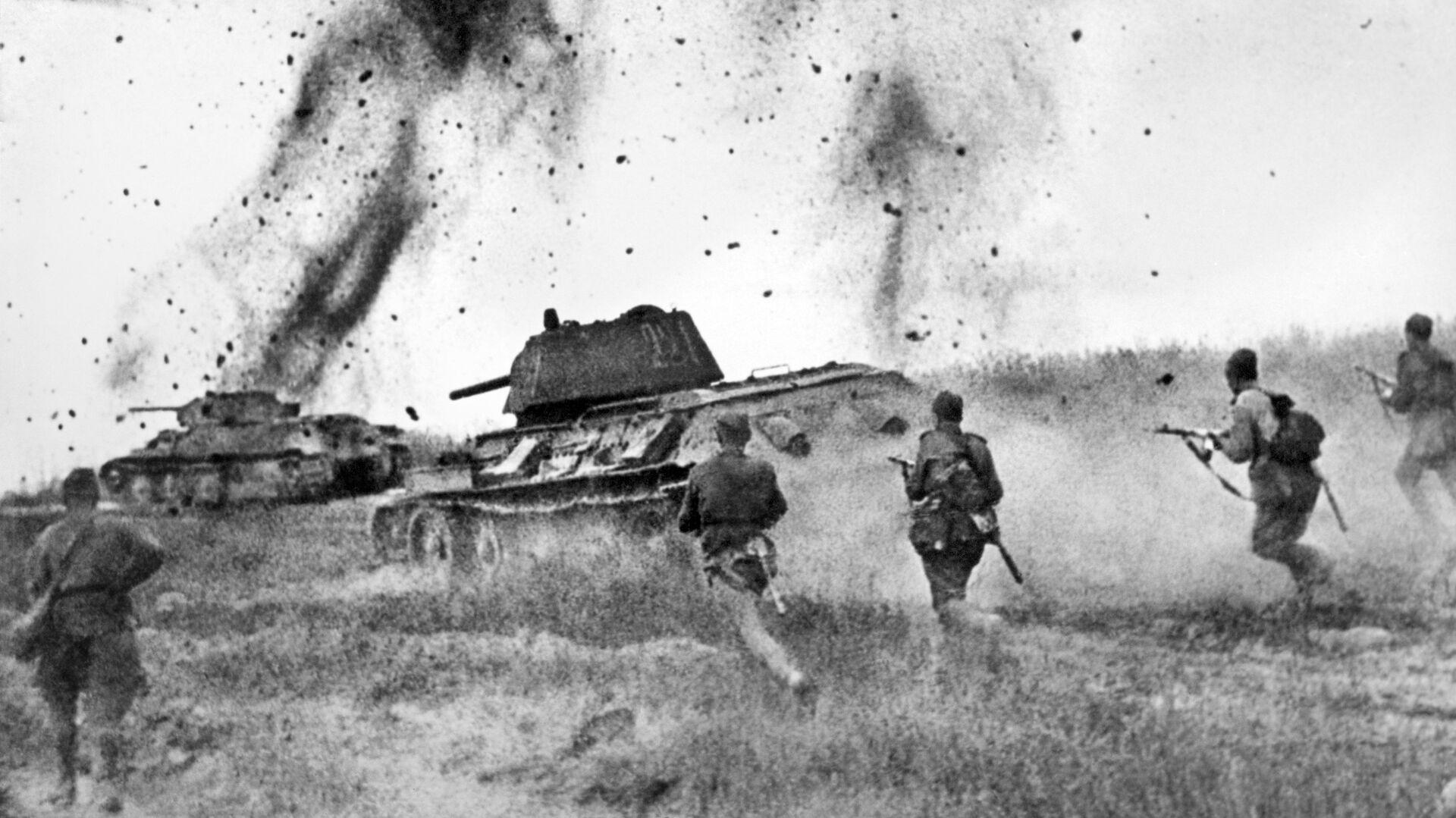 Наступление Красной Армии - РИА Новости, 1920, 06.05.2021