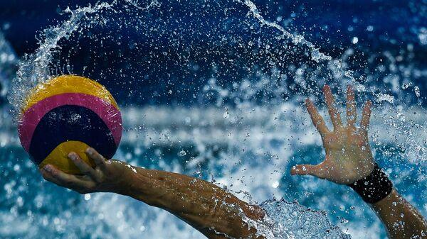 Чемпионат мира FINA 2017. Водное поло. Мужчины. Матч Венгрия – Россия (1/4 финала)