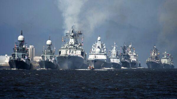 Корабли Военно-морских сил России