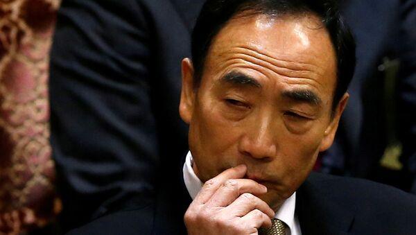 Глава компании Моритомо Гакуэн Ясунори Кагоикэ