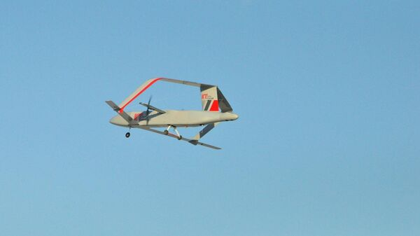 Беспилотный летательный аппарат Фрегат