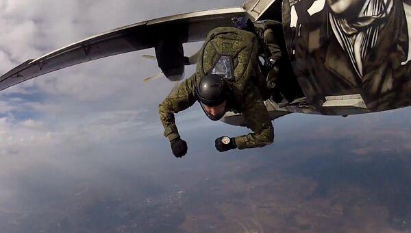 Крылатая пехота в воздухе и на земле – ВДВ России отмечают 87-летие