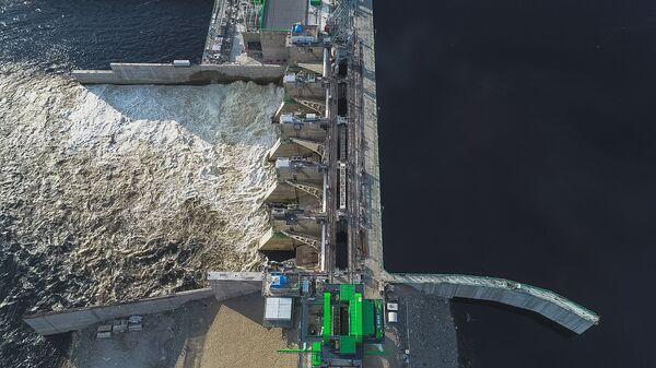 Нижне-Бурейская ГЭС в Амурской области. Архивное фото