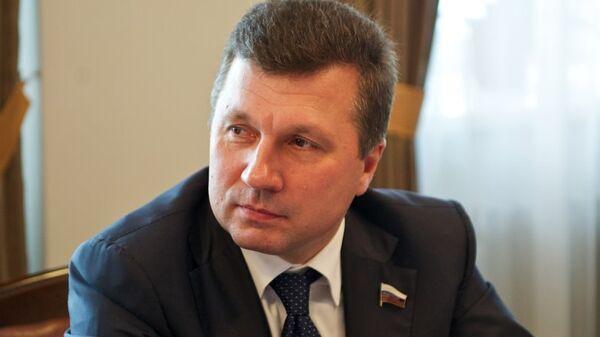 Член Совета Федерации Федерального собрания Российской Федерации Валерий Васильев