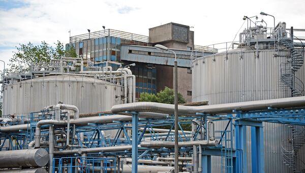 Газовый терминал в Европе. Архивное фото