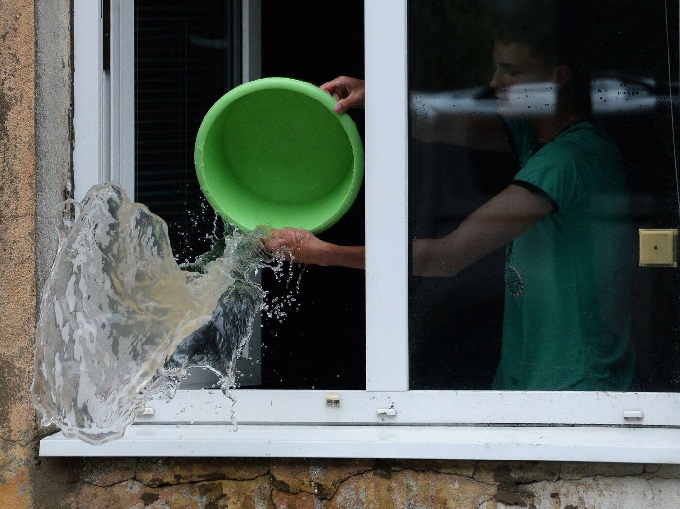 ответственность за затопление соседей