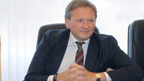 Уполномоченный при Президенте Российской Федерации. Архивное фото