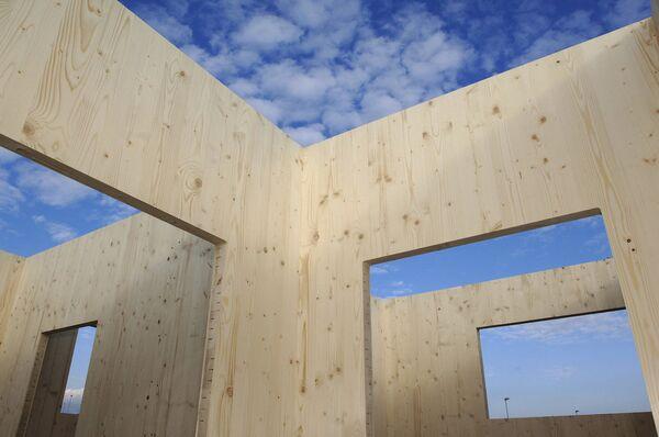Современные технологии деревянного домостроения
