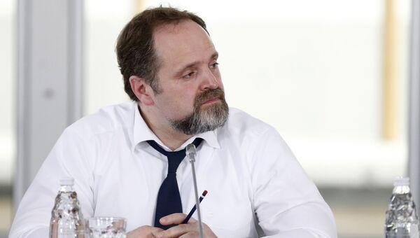 Министр природных ресурсов и экологии РФ Сергей Донской. Архивное фото