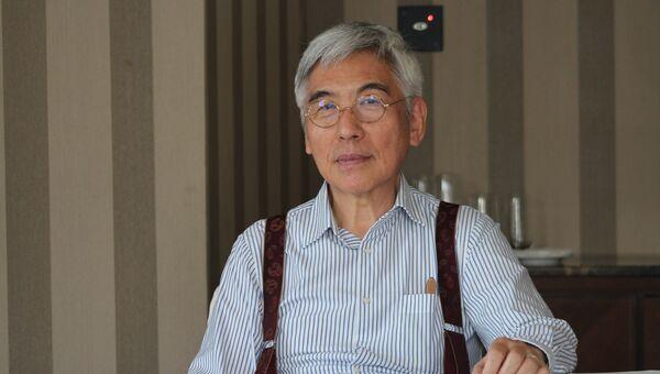Дзюнъити Такено, профессор университета Мейдзи