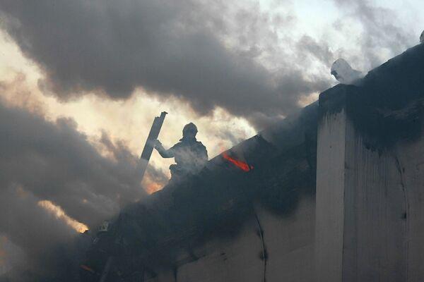 Трое взрослых и трое детей погибли при пожаре в частном жилом доме в Златоусте