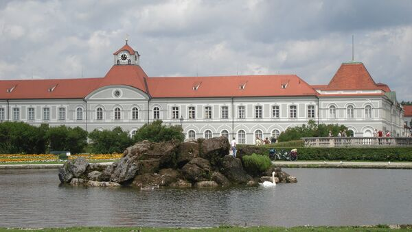 Бавария. Архивное фото