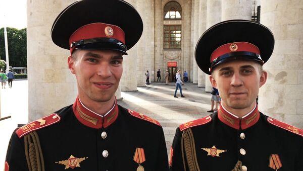 Оркестр суворовцев зажжет всех зрителей на фестивале Спасская башня