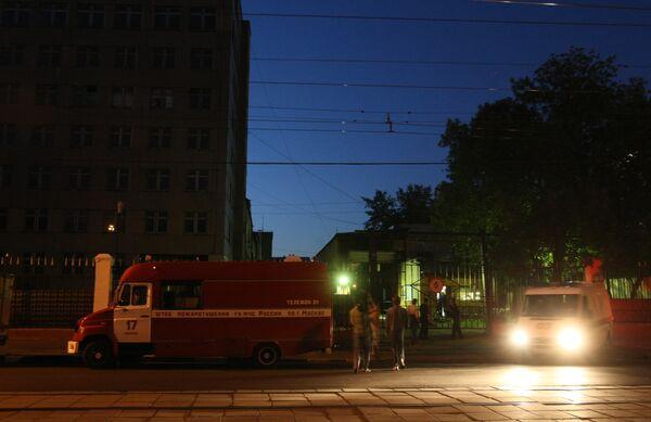 На хлебозаводе номер 12 на востоке Москвы произошел взрыв