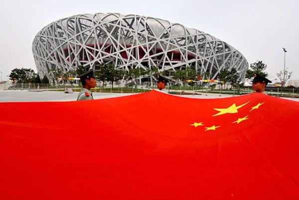 Олимпийские игры-2008 в Пекине