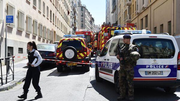 Спецслужбы в Марселе