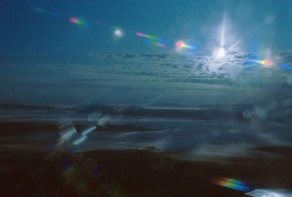 Российская орбитальная обсерватория начала 20-дневку наблюдений Солнца