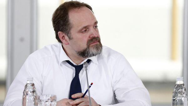 Сергей Донской. Архивное фото
