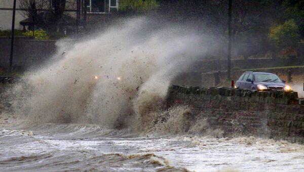 Наводнение. Архивное фото