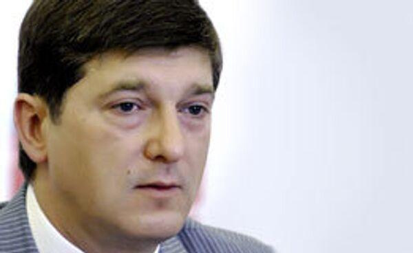 Бывший мэр Ставрополя Дмитрий Кузьмин