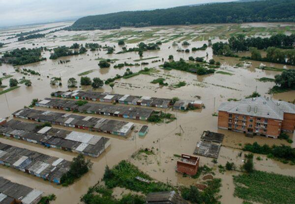 Наводнение на Украине. Архив