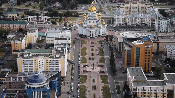 Кафедральный собор святого Федора Ушакова в Саранске