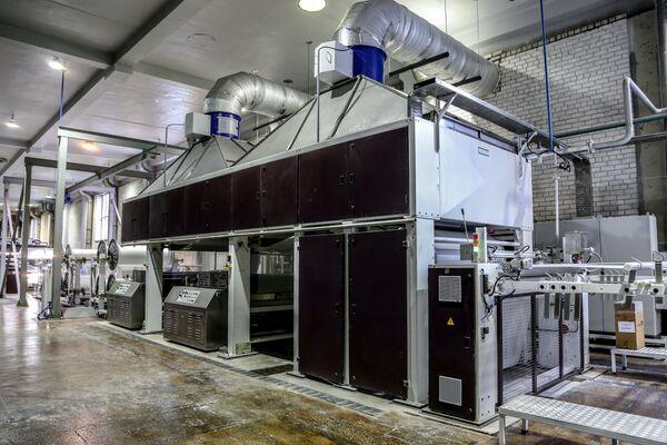 Новый ткацкий цех для производства спеодежды группы компаний Чайковский  текстиль в Пермском крае fdea81e7c81e1