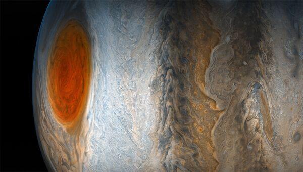 Юпитер. Архивное фото