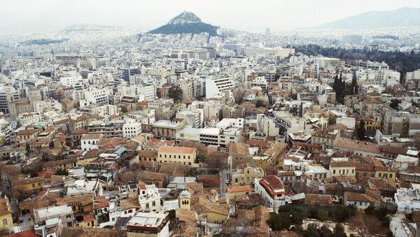 Греческий парламент одобрил программу правительства социалистов