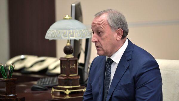 Валерий Радаев. Архивное фото
