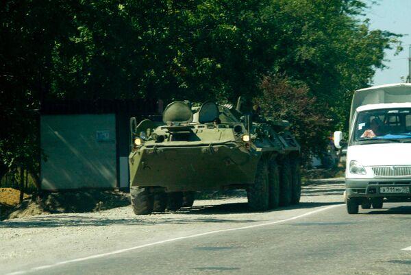 Ужесточение мер безопасности в Ингушетии