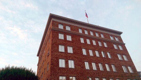 Здание консульства России в Сан-Франциско. Архивное фото