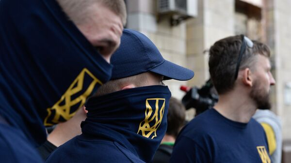 Националисты в Киеве