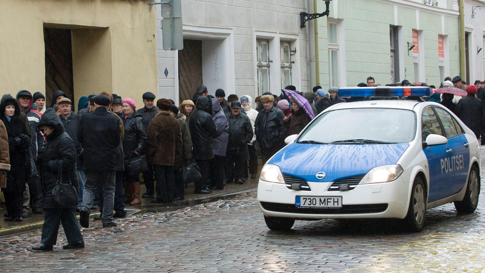 В Таллине пожилой мужчина застрелил соседку на глазах у ее детей