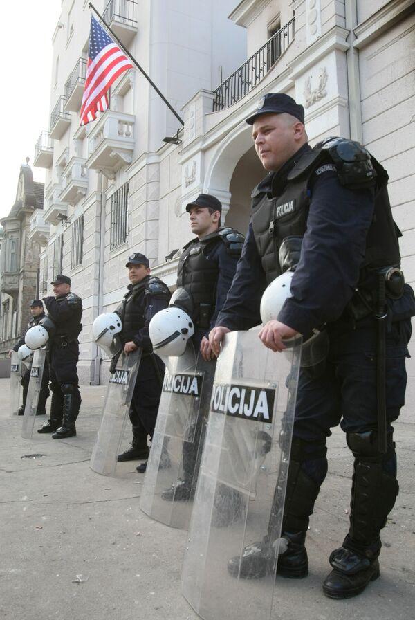 Полиция. Белград