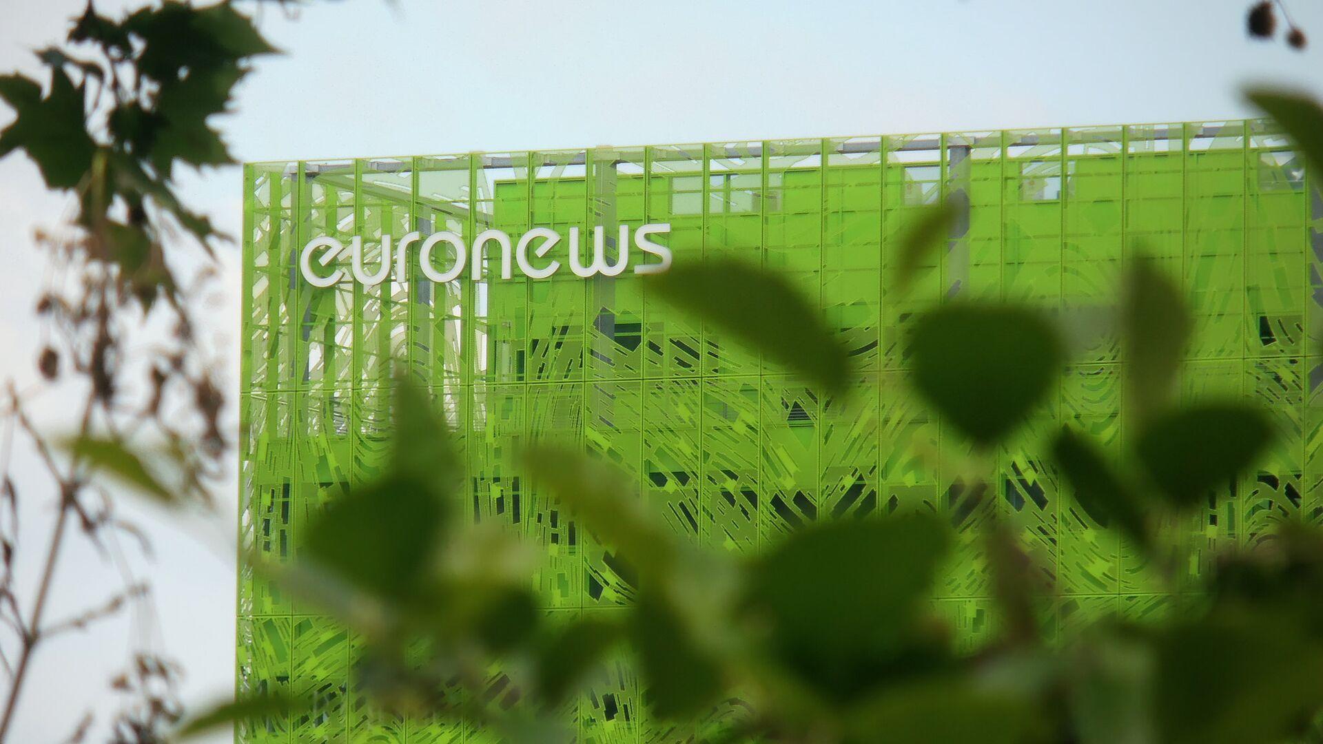 В Белоруссии объяснили прекращение трансляции канала Euronews