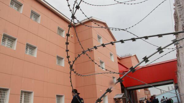 Тюрьма Владимирский централ во Владимире. Архивное фото