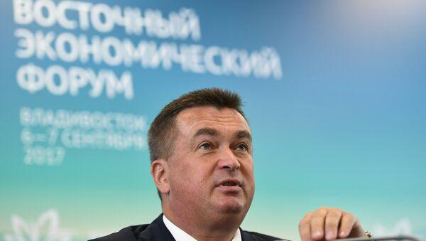 Бывший губернатор Приморского края Владимир Миклушевский. Архивное фото