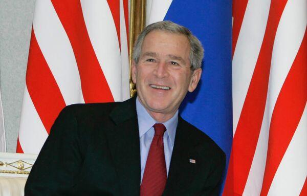 Джорж Буш. Архив