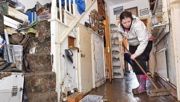 Последствия урагана Харви в Техасе