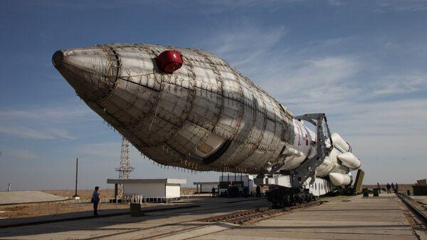 Ракета Протон-М. Архивное фото