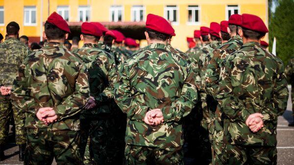 Молдавские военные